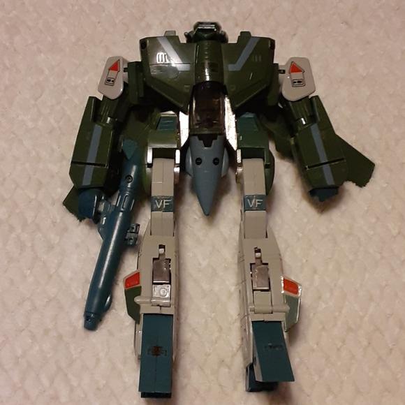 RARE Macross Mecha Valkyrie Fighter 1 J